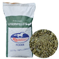 Lusernpellets